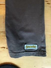 "Brownie trousers 65cm/26"" waist"