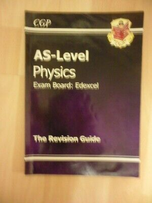 CGP AS-Level Physics Edexcel The Revision Guide for sale  Bristol