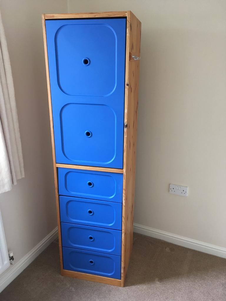 Kids shelf/draw unit