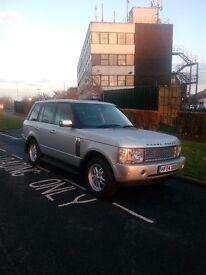 Range Rover 3.0 TD6 Vogue!!!