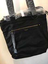 Fiorelli Robyn Black Tote Bag (Brand New!)