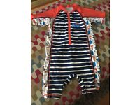 Baby all in one swim suit age 18-25 months