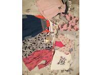 Girls clothing bundle 3-6 months next/Matalan