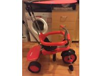 Smart Trike - Red
