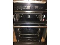 Hotpoint double oven Luce dx 1032 cx built in