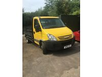 Iveco daily 3.5 ton tipper 2010