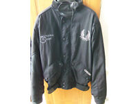 Bellstaff cordura pro-toura sport textile jacket / part leather