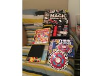 Selection of kids board games