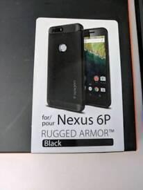 Nexus 6P case by Spigen