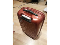 ANTLER SUITCASE - 4 WHEELED - MEDIUM - SPINNER - BURY