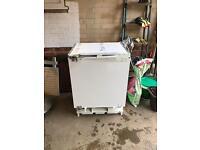 Integrated fridge - spare drinks fridge