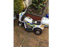 Electric police quad ages 2+