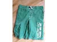 Celtic swim shorts