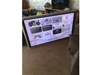 "Fujitsu 55"" Plasma Display (NOT A TELEVISION )"