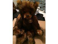 Charlie Bear Edwin For Sale