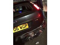 Ford Focus Bumber Damage Quick sale V5