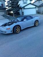 1991 Mitsubishi 3000GT Coupe (2 door) rhd trades welcomed