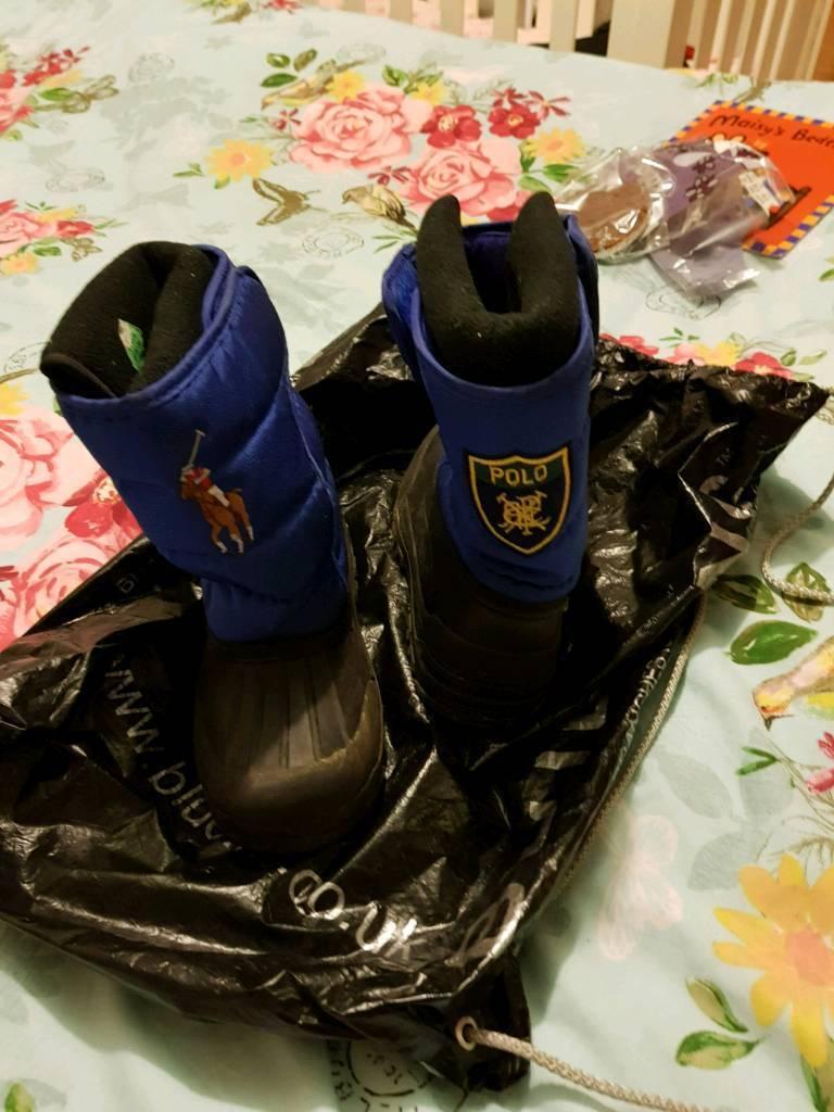 Polo kids boots