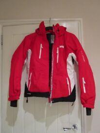 Ladies/girls Helly Hansen ski jacket