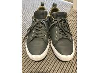 Men's Leather Converse Trainers