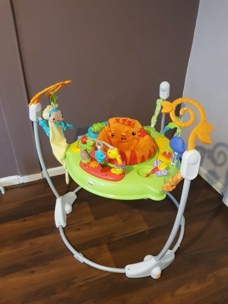 5f73de6922b8 Fisher-Price Jumperoo Baby Bouncer