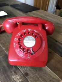 Vintage/Retro rotary phone