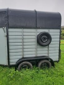 Horse trailer lovely condition...