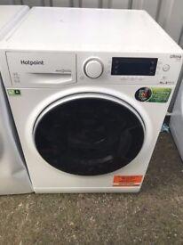 Hotpoint Washing Machine *Ex-Display* (10kg) (12 Month Warranty)
