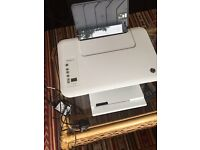 Pick up only for £10 working HP printer (broken scanner)
