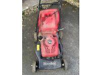 Mountfield HP474 mower