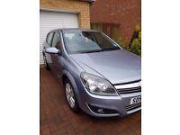 Vauxhall Astra SXI 1.6L 5 door MOT until Dec 17