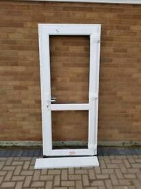 New UVPC Door