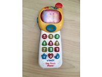 Vtech Tiny Touch Phone - Baby/Toddler