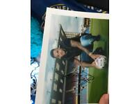 Signed Andre gray photos