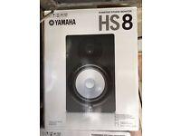Yamaha HS8 Pair