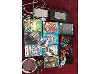 WiiU plus games