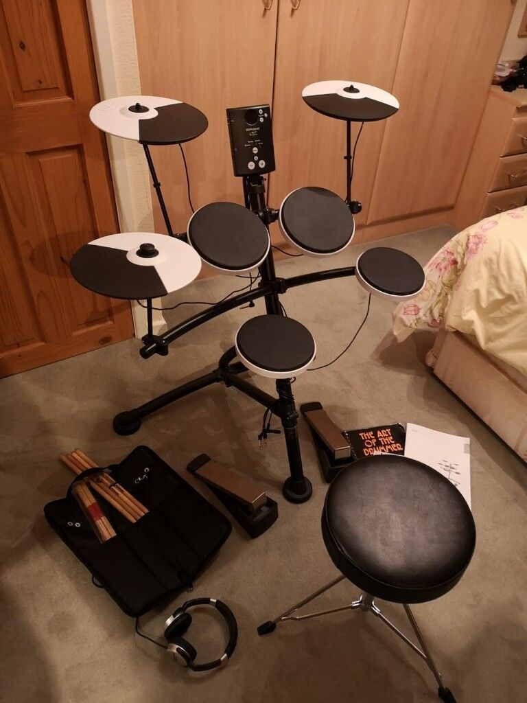Roland TD-1K V-Drums Electronic Drum Kit (TD1K) - Perth