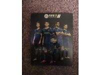 FIFA 17 ultimate team steelbook for PS4 and XBOX one