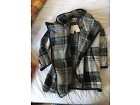 Wool blend Monsoon brand new Jacket with tags