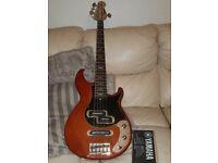 Yamaha bb1025x 5 string Professional Bass Guitar