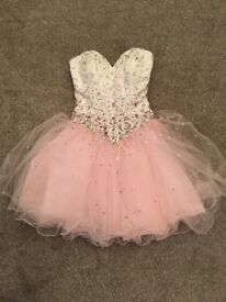 Prom dress, uk size 4.