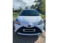 Toyota Yaris Hatchback 1.5 Icon Tech 5dr