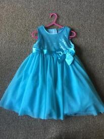 Party dress suit aged 2-3 years