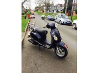 2014 BAOTIAN MONZA 125cc RIDE AWAY ONLY £750 1 OWNER