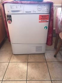 New Hotpoint 7kg Tumble Dryer