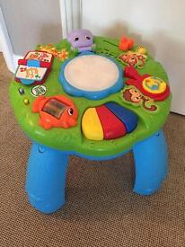Leap Frog baby/toddler activity table