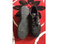 Men's adidas trainers in size 10