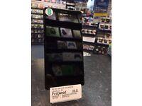 Sony Xperia M4 Aqua 8GB Black -- EE