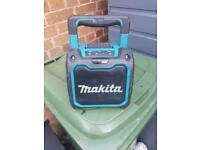 Makita Bluetooth speaker