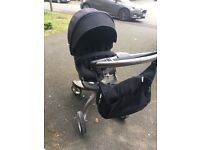 Stokke pram with lots included
